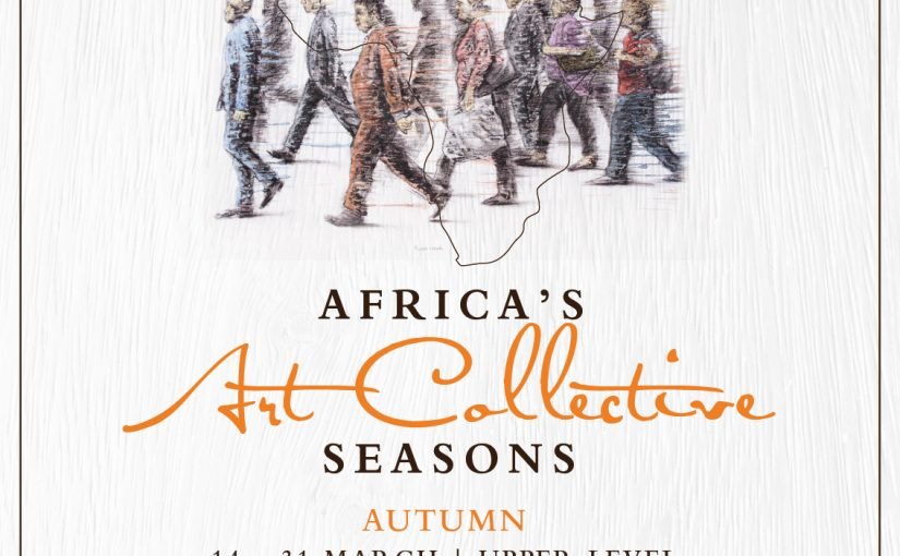 Africa's Art Collective – Autumn 2019  – Mall Of Africa